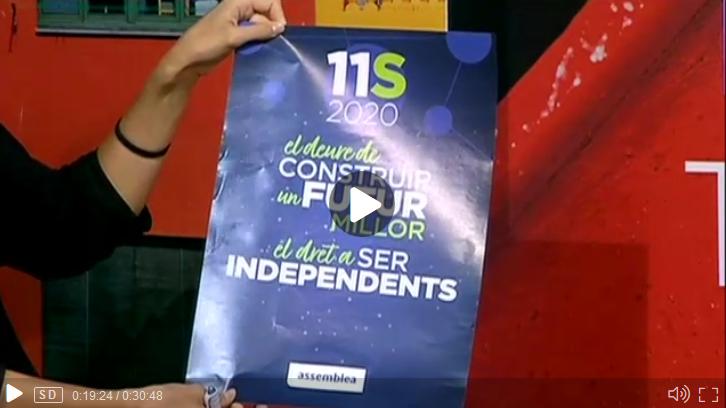 L'11S a TV Girona