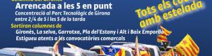 3O – Caravana de cotxes a Puig de les Basses