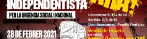 28F – Govern Independentista ARA!