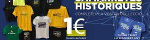 Samarretes històriques a 1€